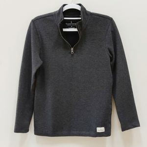 Tailor Vintage| Gray Knit Pullover Sweater Boy 14